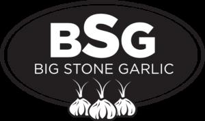 Big Stone Garlic Logo
