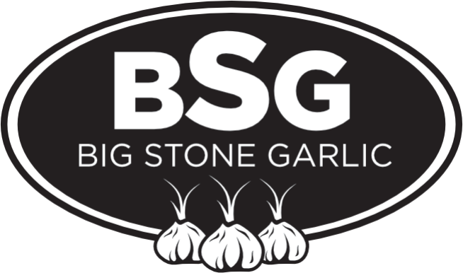 Big Stone Garlic logo